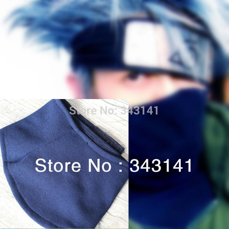 Kakashi Mask Ebay Hatake Kakashi Face Mask