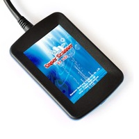 Super Scanner ET702 OBDII Code Scanner Read and Clear Trouble Codes Support Up to 2013 Models