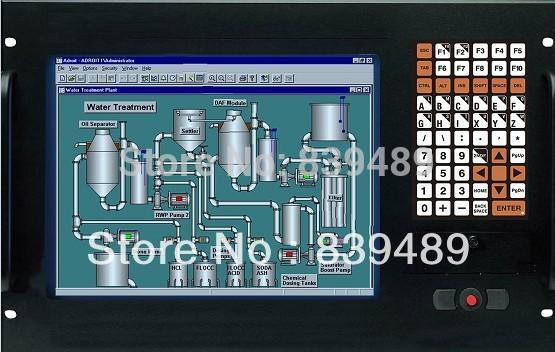 "Core i7 / i5 / i3,10COM,6USB2.0,12.1"" LCD,2GB RAM,320GB HDD,Industrial Workstation,industrial computer, industrial panel pc(China (Mainland))"