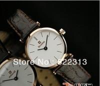 Bestdon Women casual elegant quartz watch strip Scale gold circle lovers watches 9920L/1