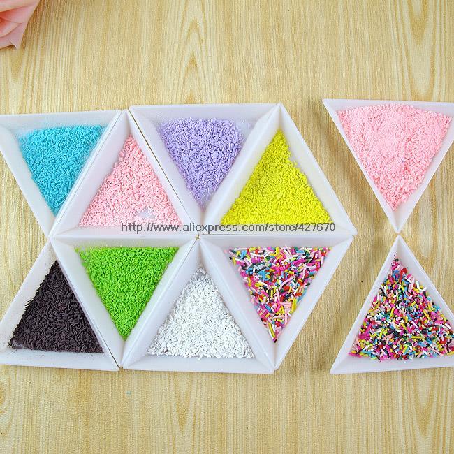 Decoration Cake with Powder Sugar