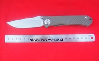 Free Shipping New Arrival Great Works 100% Kevin John Brand UMNUMZAAN & U Senbenza S35VN Blade full tianium Handle Folding knife