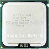 Intel Xeon E5440 CPU (12M Cache,2.83GHz,1333MHz) ,LGA771,Tray,Quad-Core Server CPU 771 turn 775 Gift a conversion sticker