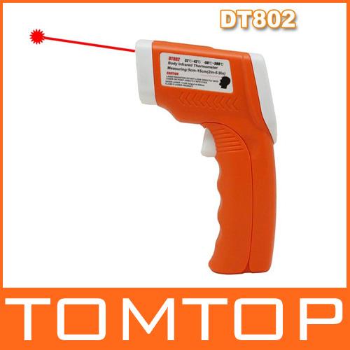 Прибор для измерения температуры TOMTOP LCD /50 360 H10079