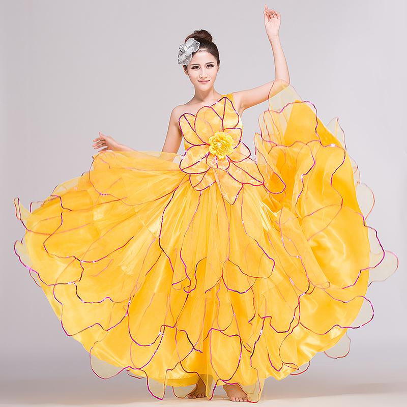 Одежда для китайских народных танцев bling туфли для народных танцев для девочек