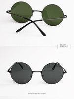 B Free Shipping New Style Men Glasses Frame Branded Sunglasses Men Brand Luxury John Lennon Sunglasses