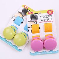 2013 new produst Multi purpose baby stroller clip glossy multicolour blanket clip anti tipi clip (2 PCS pack)