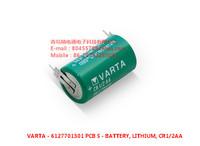 VARTA VARTA - 6127701301 PCB SLF 1 pin - ', LITHIUM, CR1/2 aa