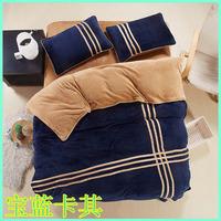 Piece bedding set coral fleece wedding bedding piece set princess carpetbaggery kit bed sheets duvet cover