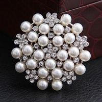 2014 Sale Halloween Wedding Dress (3 Pcs/lot) Womens Fashion Shape Jewelry Brooches For Wedding Invitation Brooch Wholesale Lots