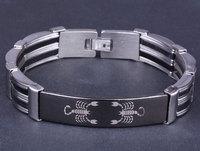 TOP QUALITY Scorpion Satinless Steel Bracelet Free Shipping
