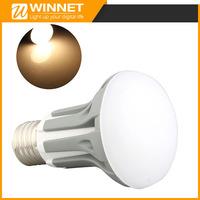 E27 R63 5W 30 LED 2835 SMD Warm White Spotlight Spot Light Lamp Bulb AC85-265V