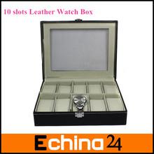 wholesale leather watch box