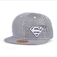 New 2014 Super Cool stripe S Letter Hat Autumn-summer baseball snapcap snapback caps Men women Hip-hop hats Gorras cap hat DG43