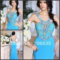 Qualify Girl Prom Dresses New Arrive  Free Shipping NEWE-0319