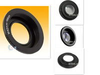 NEW Lens Adapter M42 Lens to Nikon AI Mount Adapter Converter Optic Focus Infinity (with glass) Free Shipping