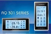 Free shipping Sensen aquarium fish tank intelligent controller color touch screen pc board aq-301h l x