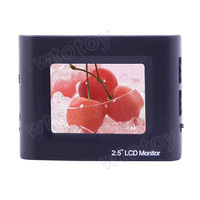 """2.5"""" LCD Monitor/ SCIT/CCTV Camera Tester Specially for Camera Lens Adjustment"""