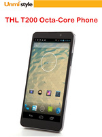 Original Phone Brand THL T200 6 Inch Gorilla Glass OGS FHD MTK6592 Octa Core Phone RAM 2GB ROM 32GB Android 4.2 13MP Dual SIM