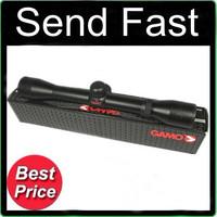 Free shipping GAMO 4x32 Rifle Gun Scope Sight Free Mounts 20mm or 11mm