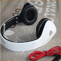 New 2014 Good Sale Headset Headphones For Stereo Headset Eearphone Foldable 3.5mm For Cell Phone MP3 MP4 With Free Shipping