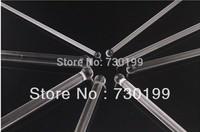 8pcs Glass Sounding Male Urethral Stretching Dilatator Crystal Urethral Plug Masturbators Sex Toy For Men S309