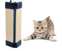 New arrival Genuine Senior green Sisal cat Scratching pad  cat climbing column cat scratcher