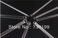 6*200mm Glass Sounding Male Urethral Stretching Dilatator Crystal Urethral Plug Masturbators Sex Toy For Men S309-2
