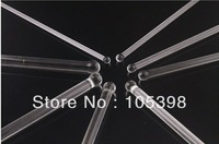 8*200mm Glass Sounding Male Urethral Stretching Dilatator Crystal Urethral Plug Masturbators Sex Toy For Men A309-4