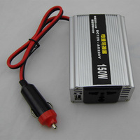 2014 Newest 12V DC to AC 220V Car Auto Power Inverter Converter Adapter Adaptor 150W USB- CPI150W