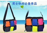 2014 New arrival fashionable swagger bags Multi-function oblique satchel handbags-Freeshipping