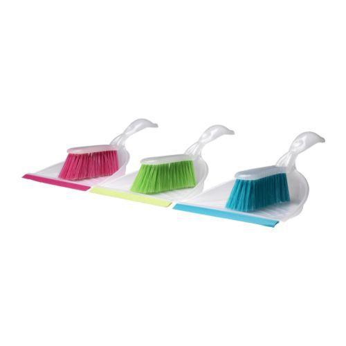 1 piece small plastic dust pan and brush(China (Mainland))