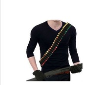 55 Round Ammunition bandolier belt 20GA and 12 GA