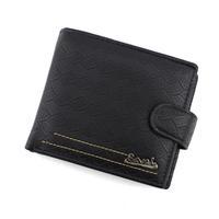 2014 Brand Designer Money Clips Personality Wallet man Purse pu Clip Men free shipping