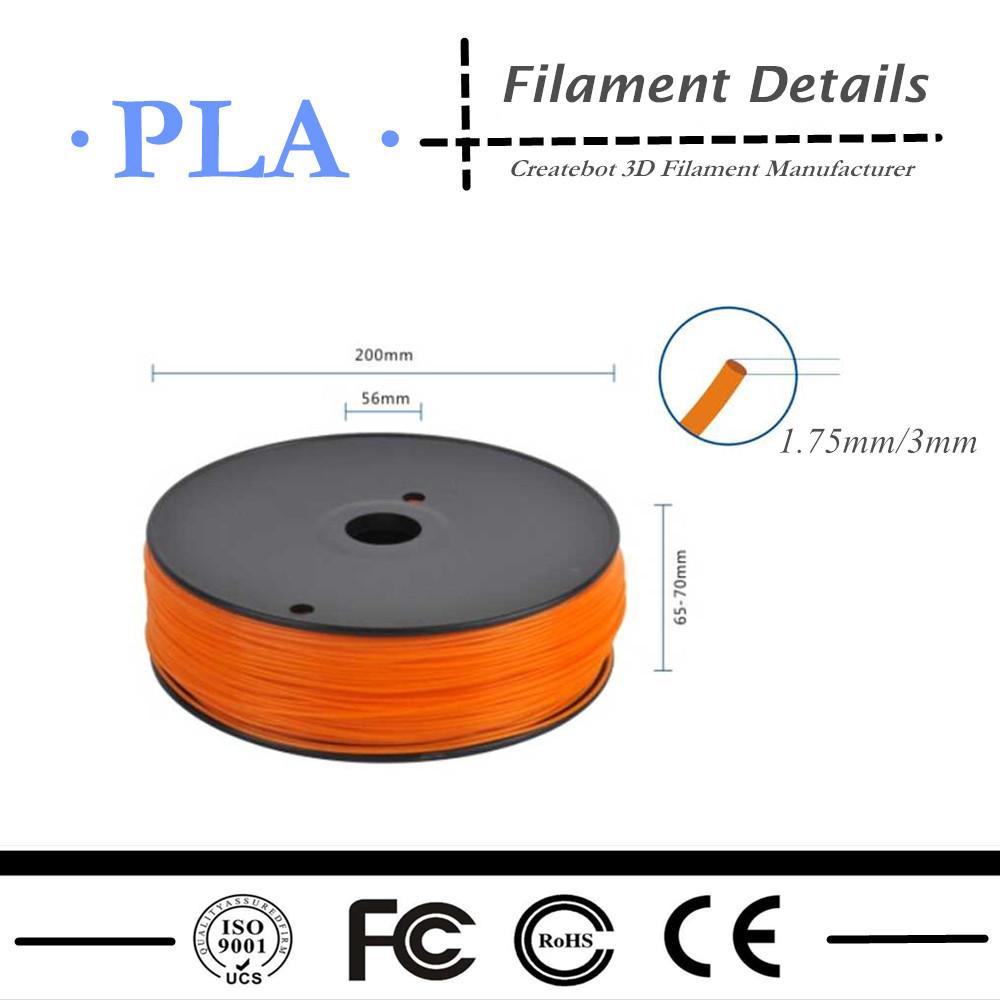 Пластмасса Purple PLA Filament for 3D Printer