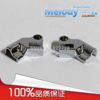 RP051-135 Bath room fittings Aluminum Ground profile block Water retaining bar Shower screen parts