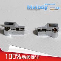 RP051-180 Bath room fittings Aluminum Ground profile block Water retaining bar Shower screen parts