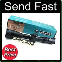 Original Professional KANDAR 4.5-14X44SF ultralow adjust tone front side glass partition optical sight Rifle Scope Free Mounts