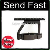 Free shipping AK74U Quick Release Scope Sight Mount 20mm Weaver Rail