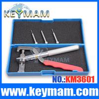 Hot sale LOCKSMITH TOOLS for Auto Folding keyblade disassembly plier Dowel Tool,CAR DOOR OPENER