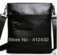 hot Brand design genuine leather man's bag cowhide shoulder bag messenger bag male dress briefcase cow leather bag free shipping