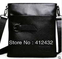 hot Brand design genuine leather man's bag cowhide shoulder bag messenger bag male dress briefcase cow leather bag free shipping