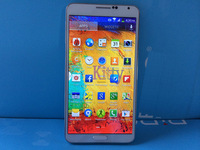 "pink N9000 Note 3 Note3 Note III phone Android 4.3 MTK6572 - MTK6582 5.7"" 1280*720 1G Ram 4G  Rom cell phone GPS wifi women"