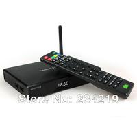 wholesale 10pcs a lot Amlogic 8726 MX Dual core 1.5GHz 1GB RAM 8GB M6 xbmc android tv box metal case strong wifi midnight xbmc