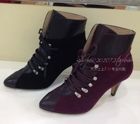 Jc collezione 2014 autumn and winter boots women's shoes