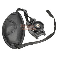Leather Intelligent Camera Hand Wrist Strap Hand Grip for Canon Nikon Sony P4PM