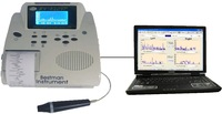 blue display vascular doppler with built-in printer on sale,buy CE hand held doppler vascular