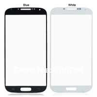 Free shipping 10X  LCD Screen Lens Glass Replacement For Samsung Galaxy S4 SIV i9500 B0187