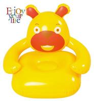 Free shipping Portable Animal Children Sofa, Lovely Kids inflatable sofa, children's cartoon inflatable sofa ,Bear Sofa