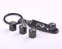 Free shipping hot super fine for Mercedes-Benz for valve 4 / decorative cap valve cap / valve decorated cap # 304